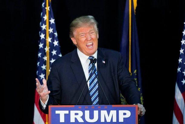 Donald Trump haluaa vesikidutuksen takaisin.