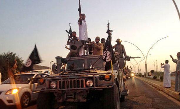 Sosiaalisessa mediassa taistellaan Isisin propagandaa vastaan.