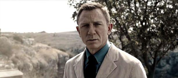 Tuleva elokuva on Daniel Craigin viimeinen Bond-leffa.