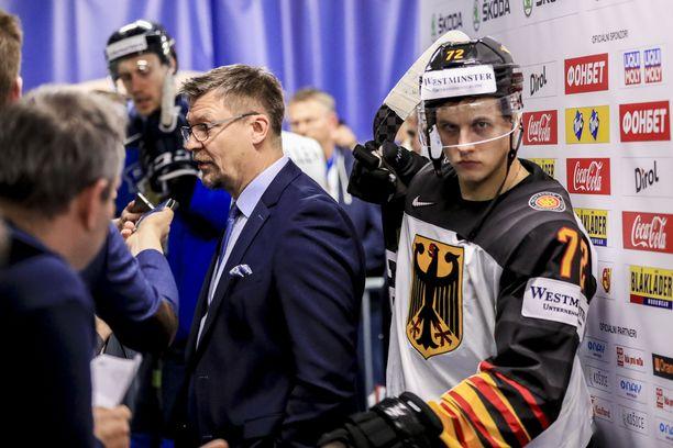 Tiistain kaltaisella esityksellä Suomen kisat loppuvat torstaina, myönsi päävalmentaja Jukka Jalonen.