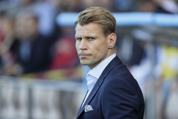 HJK:n päävalmentaja Toni Koskela näki joukkueensa hakevan arvokkaan 1–1-tasapelin.