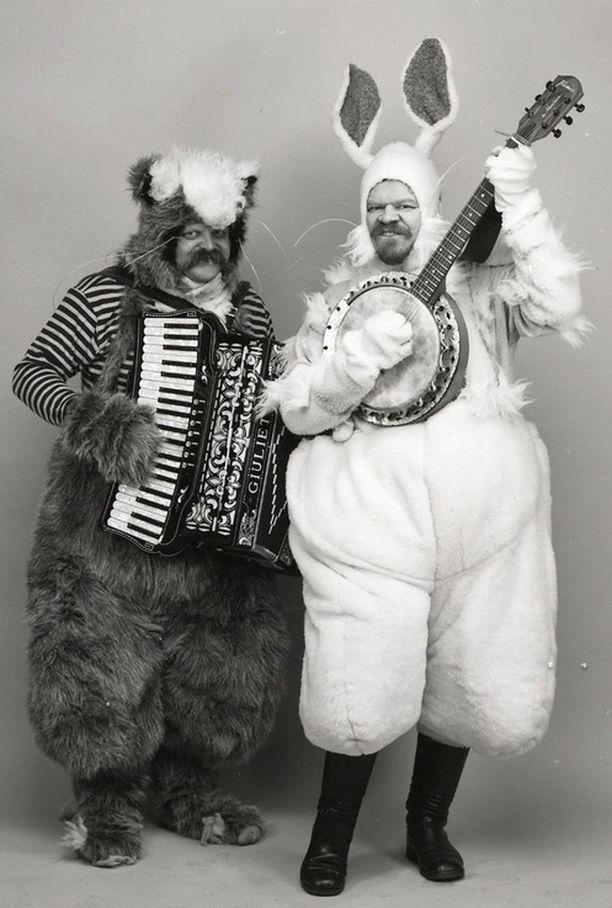 Pedro Hietanen ja Numminen ovat tehneet pitkään yhteistyötä.