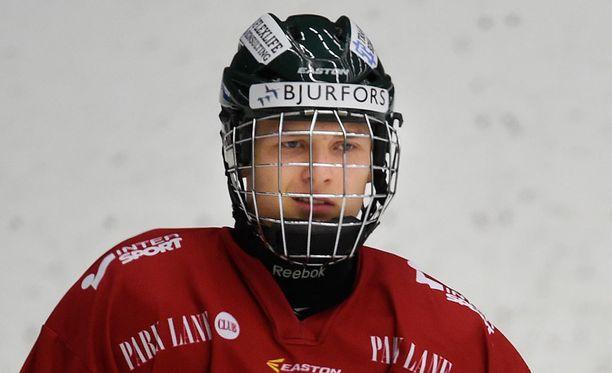 Kristian Vesalainen on yksi ensi kesän kovimmista suomalaisnimistä NHL:n varaustilaisuudessa.