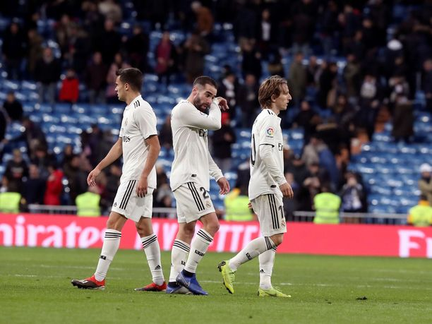Nettipelaaja osasi haistella Real Madridin sokkitappion sunnuntai-iltana.