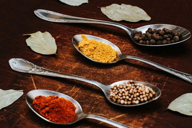 Monilla maustekasveilla on terveysvaikutuksia.