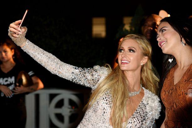 Paris Hilton, 39, kuuluu Hilton-hotellisukuun.
