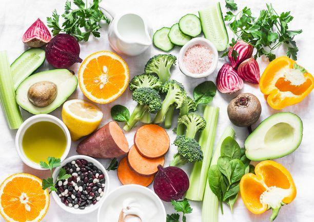 Tavallisesta monipuolisesta ruokavaliosta saa yleensä riittävästi B-ryhmän vitamiineja.