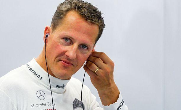 Michael Schumacherin terveydentilasta levisi uutinen, jonka tekijäksi väitetty lehti ei tunnista juttua omakseen.