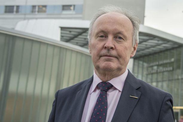 Aki Lindén toimi Husin toimitusjohtajana vuosina 2010–2018.