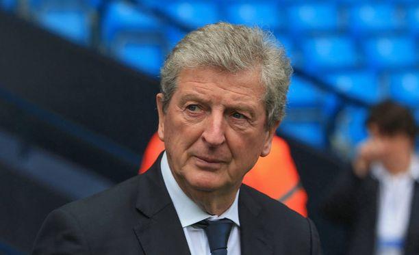 Roy Hodgsonin luotsaamalla Crystal Palacella menee heikosti.