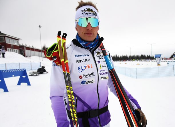 Juho Mikkonen ei saanut paikkaa hiihdon maajoukkueesta.
