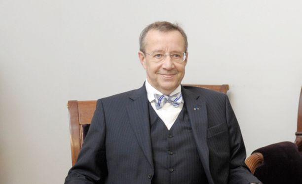 Presidentti Ilveksestä tulee neljännen kerran isä.