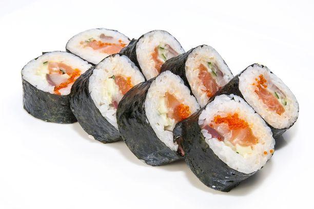 Japanilaista ruokaa kannattaa suosia, sillä täkäläiset asukkaat kuuluvat planeettamme pitkäikäisimpiin.