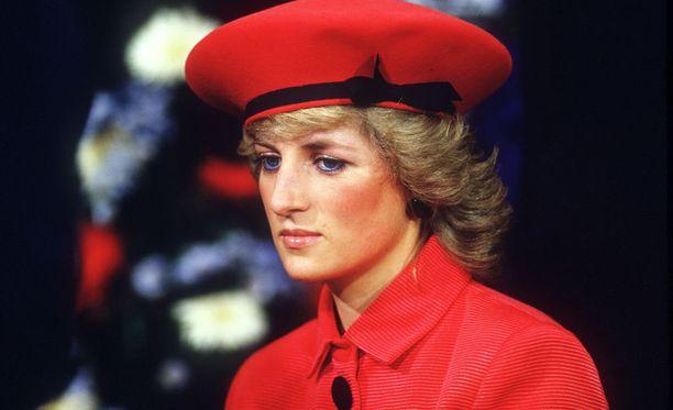 """Prinsessa Diana uskoo, että Barry Mannakee """"raivattiin tieltä."""""""