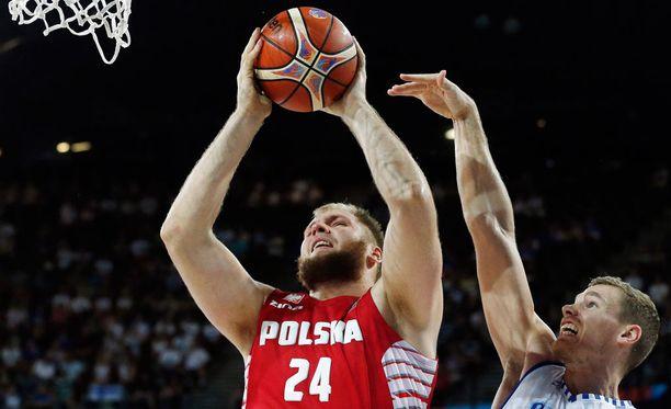 Susijengi ei saanut kuriin Puolan Przemyslaw Karnowskia.