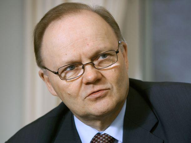 Markku Kauppinen toimi kansanedustajana 1979–1983.