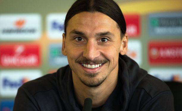 Zlatan Ibrahimovic on tällä hetkellä ilman seuraa.