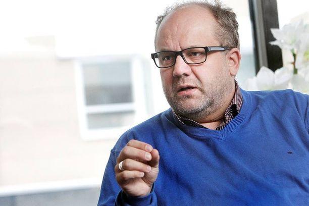 AKT:n Marko Piirainen (sd) jättäytyi sovusta ulos jo viime vuonna.