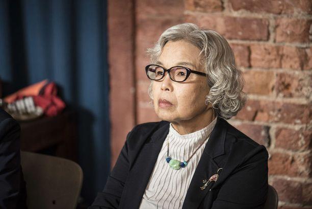 Kazumi Tsuchida oli 4-vuotias, kun Hiroshiman ydinpommin paineaalto paiskasi hänet maahan.