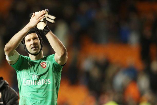 Petr Cech pelaa tämän kauden loppuun ja jättää kentät sen jälkeen.