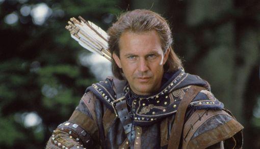Robin Hood - varkaiden ruhtinas.