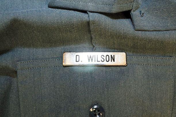 Mielenosoittajat ovat vaatineet Wilsonille syytettä.