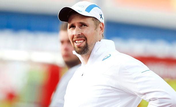 Antti Ruuskasen EM-finaali meni torstaina pieleen loukkaantumisten vuoksi.