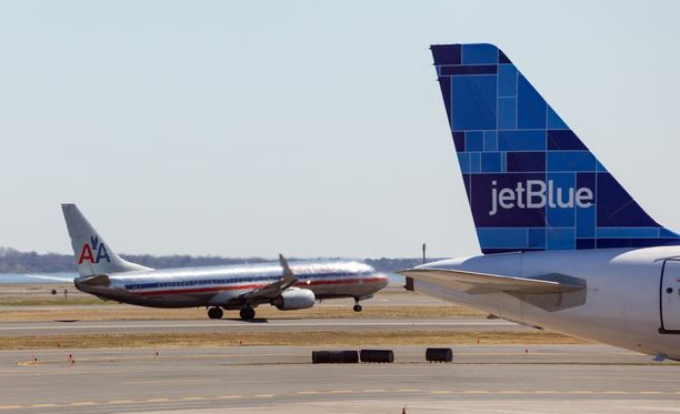 JetBluen lennolla Yhdysvalloissa sattui viime perjantaina ikävä välikohtaus.