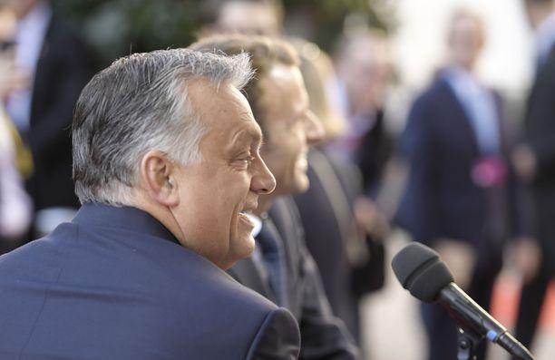 Viktro Orbán valittiin uudelle pääministerikaudelle kevään vaaleissa.