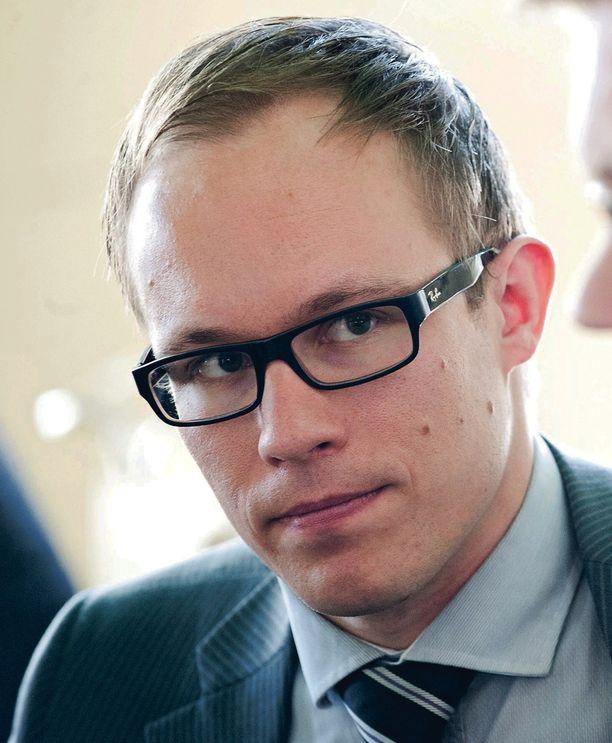Lasse Männistö nimitettiin jo Helsingin apulaiskaupunginjohtajaksi.