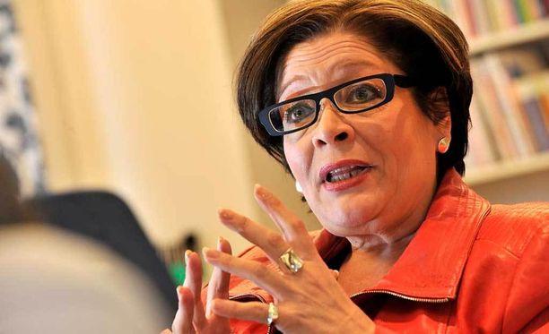 Puheenjohtaja Ann Selinin mukaan Pamilla ei ole luottamusta Suomen hallitukseen.