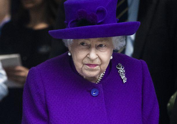 Kuningatar Elisabet täyttää 95 vuotta ensi vuoden huhtikuussa.