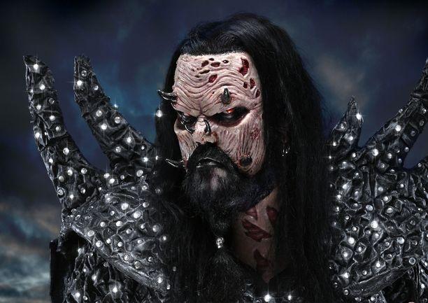 Lordin luoja on rovaniemeläinen Tomi Putaansuu.