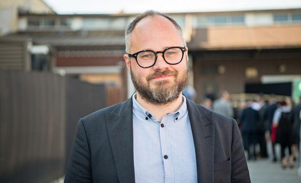 Tuomas Enbuske on Iltalehden tietojen mukaan mukana Harkimon uudessa poliittisessa liikkeessä.