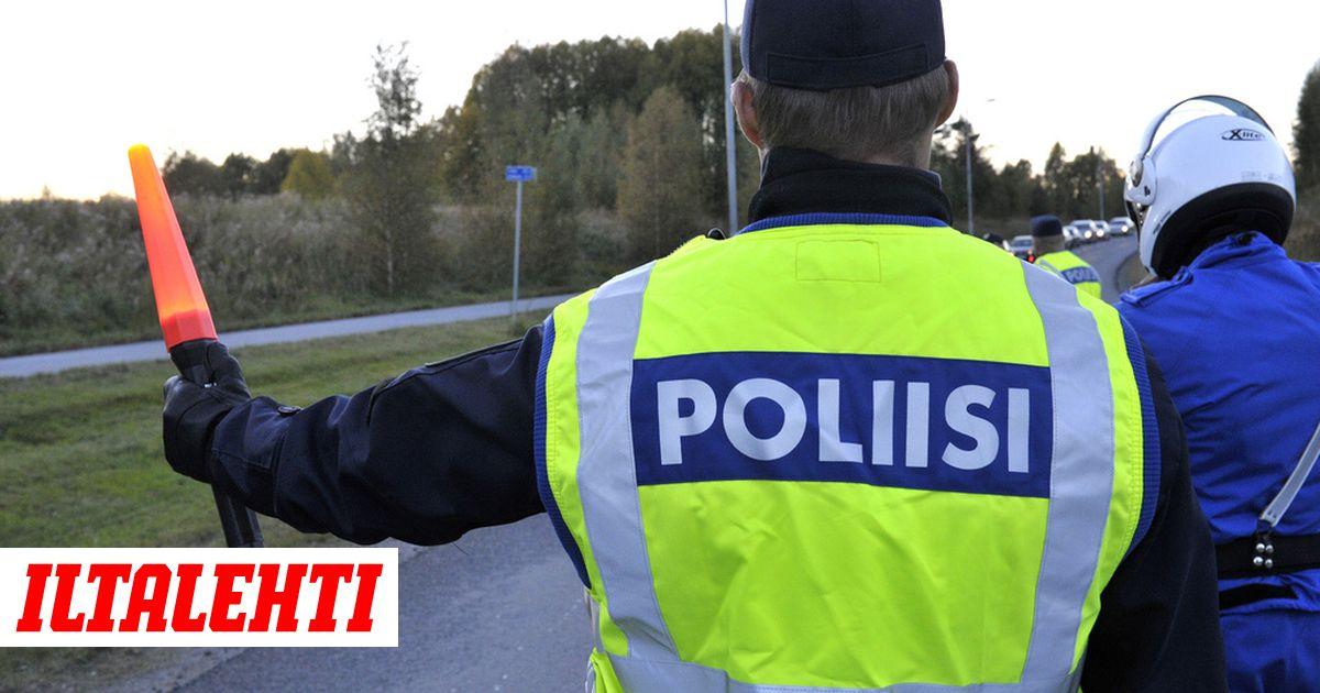 Poliisi Rikollisena