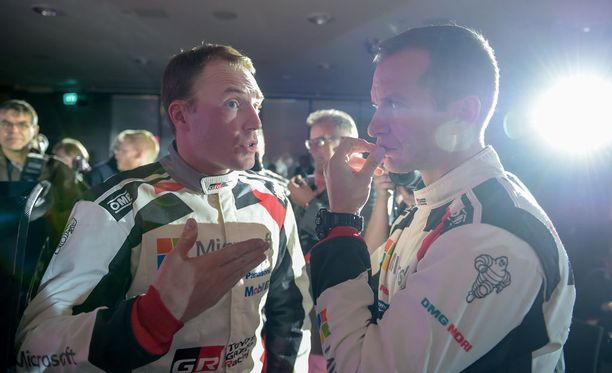 Jari-Matti Latvala on löysi uuden työnantajan. Suomalainen joutui lähtemään kauden päätteeksi Volkswagenilta, koska talli vetäytyi rallin MM-sarjasta. Latvalan tallikaverina Toyotalla toimii Juho Hänninen.