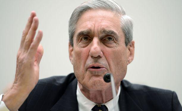 Erikoissyyttäjä Robert Mueller on entinen liittovaltion poliisi FBI:n johtaja.