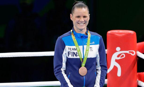 Mira Potkoselle jäi olympiamenestyksestä käteen muutakin kuin vain mitali.