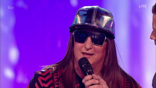 Honey G eli Anna Georgette Gilford tuli X Factor -kilpailussa viidenneksi vuonna 2016.
