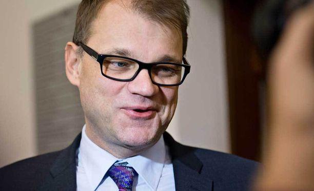 Pääministeri Juha Sipilä yritti hälventää epäluottamusta PAMin hallituksen kokouksessa.