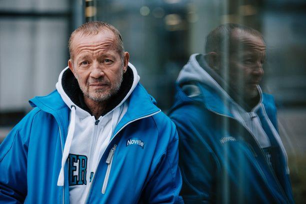 Simo Rantalainen, 58, oli takavuosien suosikkijuontaja.