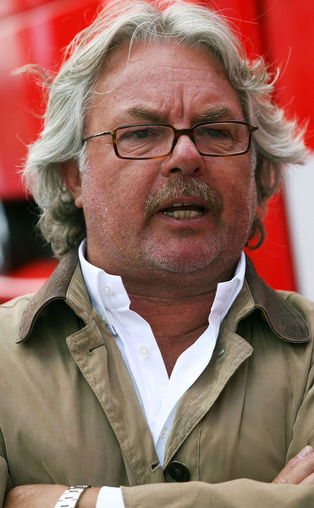 Keke Rosberg voitti formula ykkösten maailmanmestaruuden 1982.