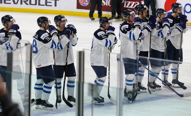 Suomen turnaus päättyi tylysti.