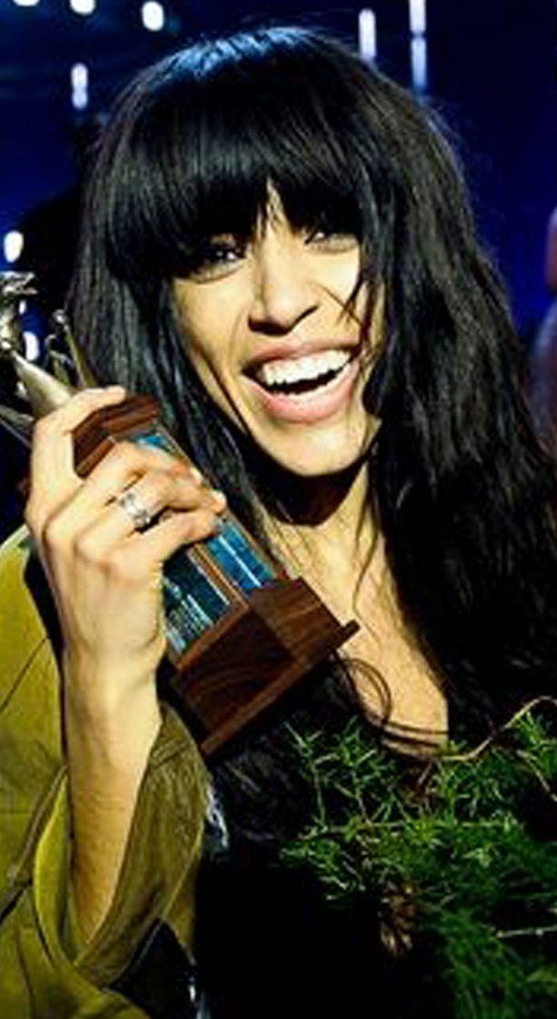 2. Ruotsia edustaa Loreen kappaleella Euphoria.