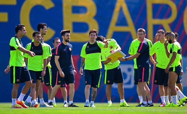Barcelona on jättänyt 2000-luvulla jälkensä jalkapallohistoriaan.