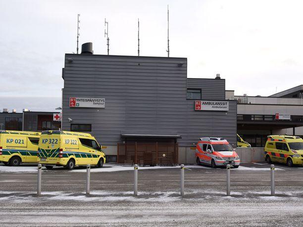 Pohjanmaan poliisilaitokselta kerrotaan, että Keski-Pohjanmaan keskussairaalasta viety vauva on jo löydetty.