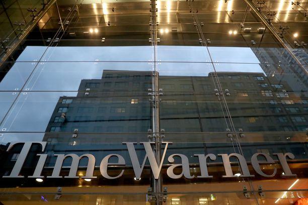 CNN:n pääkonttori sijaitsee New Yorkin keskustassa Manhattanilla.