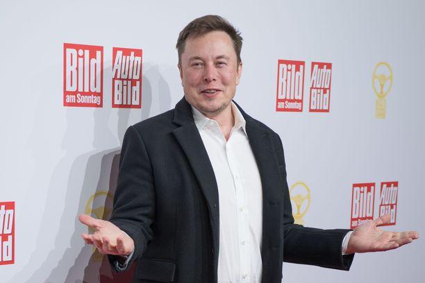 Elon Musk on nyt kuuden lapsen isä.