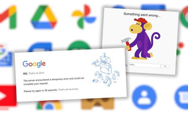 Googlen Palvelut