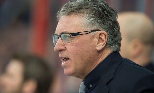Doug Shedden jatkaa valmentajauraansa Sveitsissä.